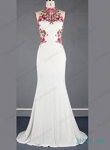 chińska suknia ślubna