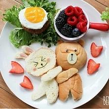 Cudne śniadanko *.*