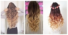 12 inspiracji na fryzury ombre