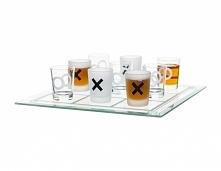 Zestaw do serwowania alkoholu. Gra :)