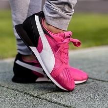 Sportowe buty Puma - róż ci...