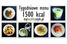 przykładowy jadłospis z bloga myhealthystyle.pl