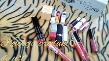 Moja kolekcja produktów do ...