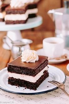 Ciasto Milky way  Przepis p...
