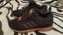 Sprzedam  Adidas zx flux złote 38