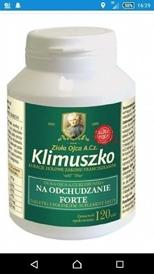 Dziewczyny co myślicie o ziołach ojca Klimuszko na odchudzanie forte?  Planuj...