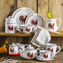 Seria naczyń ceramicznych D...