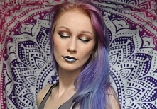 Zabawy nowa paletka Too Faced oraz pigmentem Kobo. Zapraszam na Koko loves makeup na FB :)