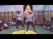 """Mek It Bunx""choreography by Mate Palinkas ft. Lilla Radoci"