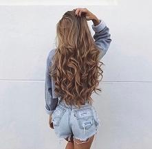 te włosy <3