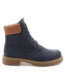 Męskie buty trekkingowe marki Heavy Duty to idealny model na zimę! Teraz prze...