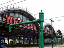 Wrocław Dworzec Główny