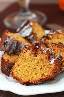 Proste ciasto pomarańczowe ...