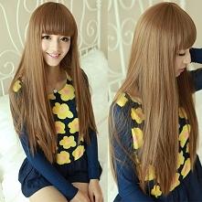 ładny kolor włosów