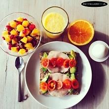 pyszne zdrowe sniadanie
