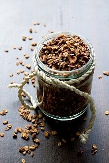 Kawowa granola z cook magazine