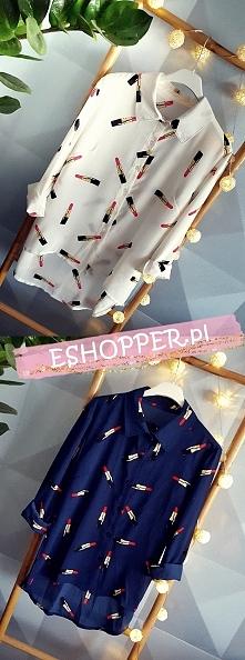 W sklepie EShopper dostępna jest w dwóch kolorach, na którą z tych dwóch opcj...