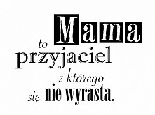 Tekst o mamie
