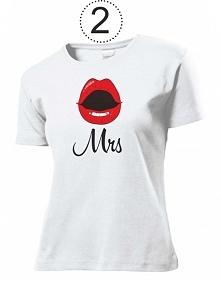 Koszulka na Walentynki! Tyl...