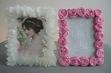 Urocze i romantyczne ramki do zdjęć, które możesz zrobić własnoręcznie :P