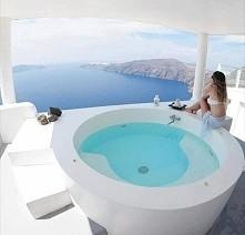 Santorini. Grecja