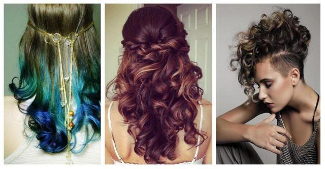 Kręcone Włosy Jaka Fryzura Będzie Dla Ciebie