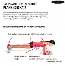 Plank - czyli deska.
