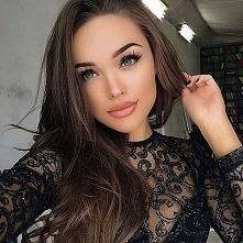 Śliczny makijaż!