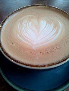 Mmm... Kawa z rana od ukoch...