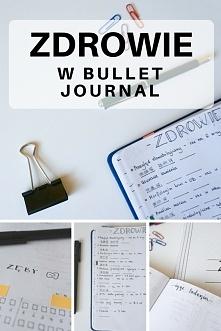 Zdrowie w bullet journal. J...