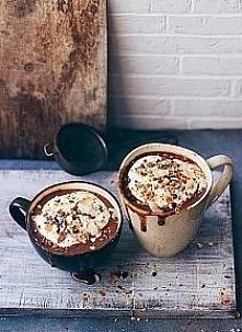 Gorąca czekolada...