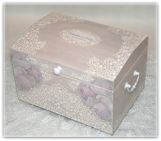 Skrzynia, kufer ślubny. Wykonam na indywidualne zamówienie, możliwość modyfikacji. Zapraszam do mojego sklepiku - klik na zdjęcie