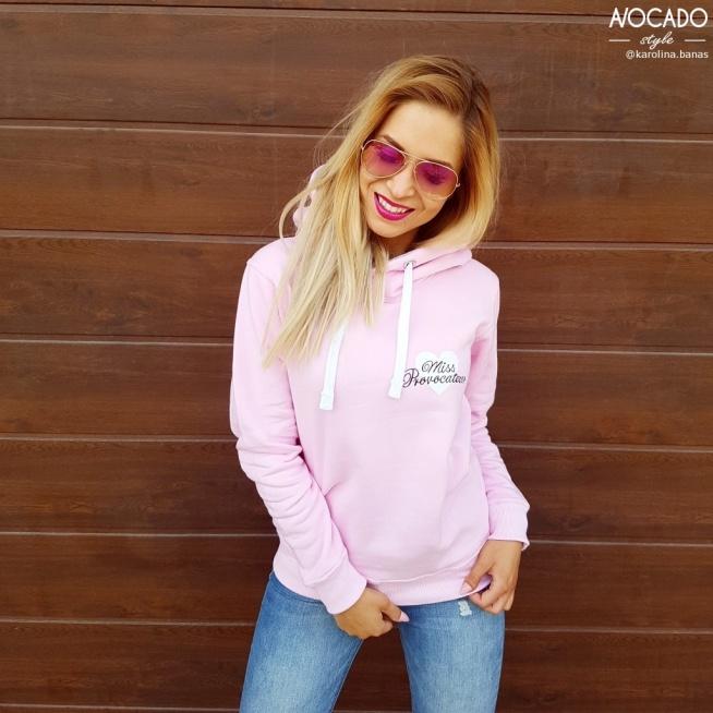 Idealna bluza damska na walentynki - Miss Provocateur!