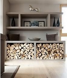 Przechowywanie drewna