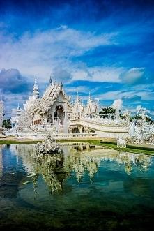 White Temple, Chiang Rai, T...