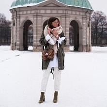 piękna zimowa stylizacja :)