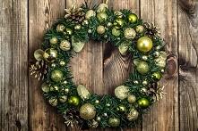 Przepiękny, oryginalny stroik świąteczny