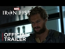 Marvel's Iron Fist | Official Trailer [HD] | Netflix --> kolejne oglądańsko