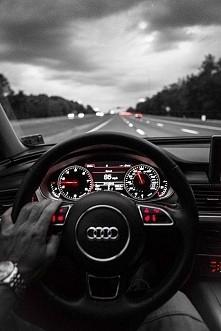 Piękne ujęcie *.* Audi