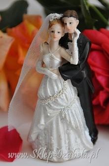 Figurka na tort, Młoda Para, wesele
