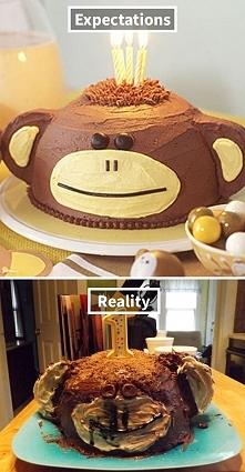 Oczekiwania vs. rzeczywisto...