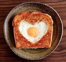 Pomysł na walentynkowe śniadanie