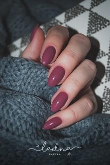 Semilac Berry Nude - dla mnie idealny <3