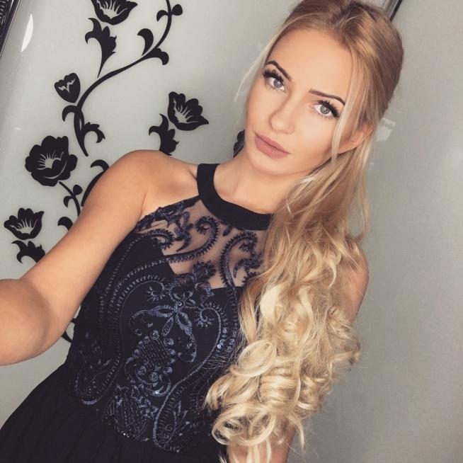 Piękna <3 sukienka od Illuminate