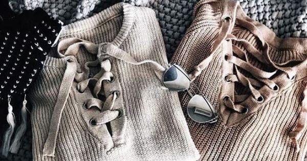 Wspaniałe sweterki, na topie! <3