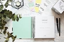 Mój sposób na codzienną organizację czasu i zadań to dobry planner i parę drobnych nawyków