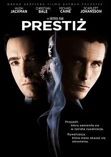 """""""Prestiż"""" to film, w którym się zakochałam. Nie spodziewałam się tak pięknej historii, pełnej magi, zwrotów akcji. Obejrzałam go tak z nudów, ponieważ dzień wcześniej ..."""