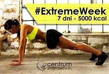 #ExtremeWeek to bardzo intensywny tygodniowy program treningowy dla wyćwiczon...