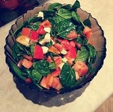 zdrowa i pyszna kolacja
