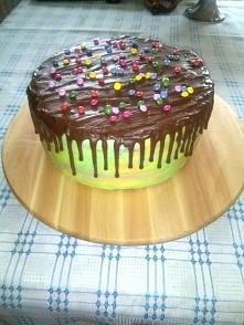 Jak dotąd najlepszy tort jaki zrobilam